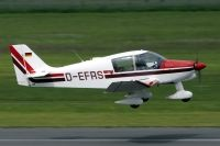 Photo: Private, Robin DR400, D-EFRS