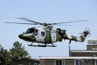 Photo: Royal Army, Westland Lynx, XZ187