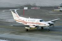 Photo: Untitled, Beech King Air, D-ICKM