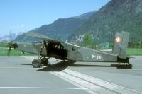 Photo: Swiss Air Force, Pilatus PC-6 Turbo Porter, V-631