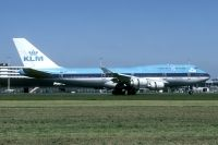 Photo: KLM - Royal Dutch Airlines, Boeing 747-400, PH-BFE