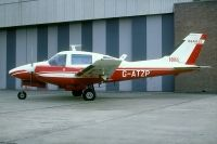 Photo: Beagle Aircraft Company, Beagle B206 Basset, G-ATZP