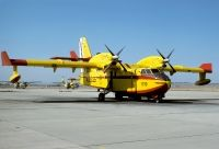 Photo: Spanish Air Force, Canadair CL-215T, UD13-25