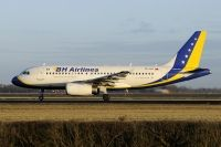 Photo: BH Airlines, Airbus A319, TC-JLR