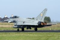 Photo: Royal Air Force, Eurofighter Typhoon, ZK310