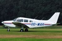 Photo: Private, Piper PA-28 Warrior, OO-WAR