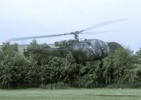 Photo: Royal Netherlands Air Force, Aerospatiale Alouette III, A-177
