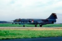 Photo: Royal Netherlands Air Force, Lockheed F-104 Starfighter, D-8331