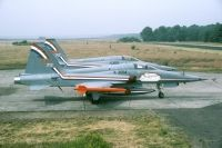 Photo: Royal Netherlands Air Force, Northrop F-5 Freendom Fighter/Tiger II, K-3054