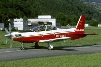 Photo: Pilatus Aircraft Company, Pilatus PC-7, HM-HMS