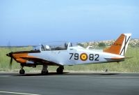 Photo: Spanish Air Force, Anaer T-35 Pillan, E26-35/79-82