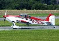 Photo: Privately owned, Woolley Pc VANS Rv-6, G-PWUL