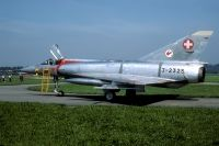 Photo: Swiss Air Force, Dassault Mirage III, J-2325