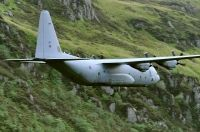 Photo: Royal Air Force, Lockheed C-130 Hercules, ZH887