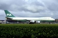 Photo: Pakistan International Airlines - PIA, Boeing 747-200, AP-BCM