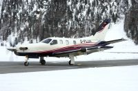 Photo: Private, SOCATA TBM-850, D-FLUX
