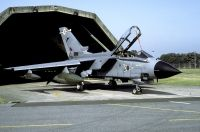 Photo: Royal Air Force, Panavia Tornado, ZA490