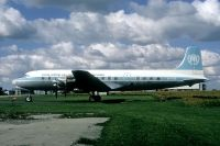 Photo: Sterling Airways, Douglas DC-6, OY-STS