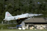 Photo: Swiss Air Force, Northrop F-5 Freendom Fighter/Tiger II, J-3025