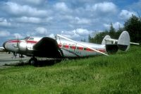 Photo: KAR-AIR, Lockheed L-18 Lodestar, OH-VKU