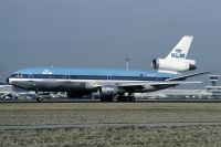 Photo: KLM - Royal Dutch Airlines, McDonnell Douglas DC-10-30, PH-DTD