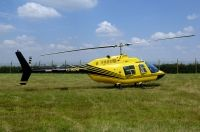 Photo: East Midlands Helicopters, Bell 206 Jet Ranger, G-ISPH