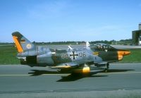 Photo: Luftwaffe, Fiat G-91, 99+06