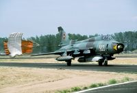 Photo: Bulgarian Air Force, Sukhoi Su-22 Fitter, 503