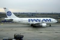 Photo: Pan Am, Airbus A310, N822PA