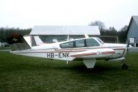 Photo: Private, Beech Bonanza, HB-ENK