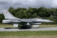 Photo: Denmark - Air Force, General Dynamics F-16, E-008