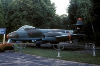 Photo: Royal Netherlands Air Force, Gloster Meteor, I-147