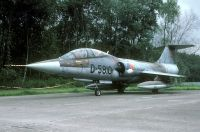 Photo: Royal Netherlands Air Force, Lockheed F-104 Starfighter, D-5810