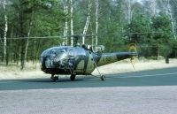 Photo: Royal Netherlands Air Force, Aerospatiale Alouette III, A-515