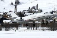 Photo: NetJets, Dassault Falcon 2000, CS-DFK