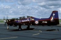 Photo: Royal Air Force, Shorts Brothers Tucano, ZF448