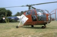 Photo: Royal Dutch Air Force, Aerospatiale Alouette III, A-390