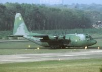 Photo: United States Air Force, Lockheed C-130 Hercules, 64-0550