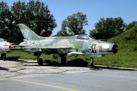 Photo: Bulgarian Air Force, MiG MiG-21, 516