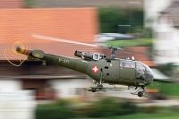Photo: Swiss Air Force, Aerospatiale Alouette III, V-271