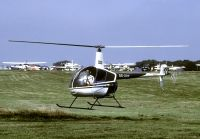 Photo: Untitled, Robinson R22, OO-DBW