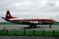 Photo: Invicta, Vickers Viscount 700, G-AOCB
