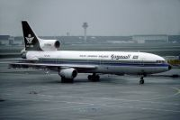 Photo: Saudia Arabian Air Force, Lockheed L-1011 TriStar, HZ-AHJ