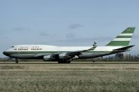Photo: Cathay Pacific Airways, Boeing 747-400, VR-HOR