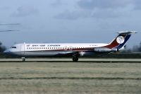 Photo: Dan-Air London, BAC One-Eleven 500, G-BCWA