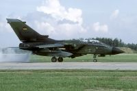 Photo: Luftwaffe, Panavia Tornado, 45+87