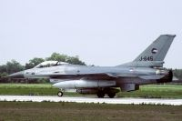 Photo: Royal Dutch Air Force, General Dynamics F-16, J-645