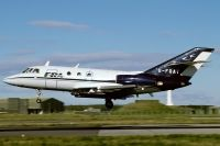 Photo: FRA Aviation Ltd, Dassault Falcon 20, G-FRAT