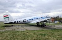 Photo: Malev - Hungarian Airlines, Lisunov Li-2, HA-LIX