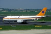 Photo: Hapag-Lloyd, Airbus A310, D-AHLV